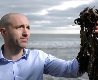 Industry Leader Joins the Seaweed Revolution