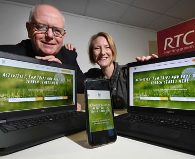 Innovative new platform helps family's source local activities