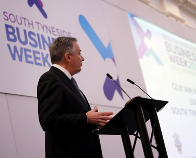 Business Week inspires growth and innovation in South Tyneside